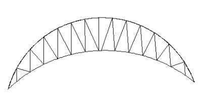 large span Truss