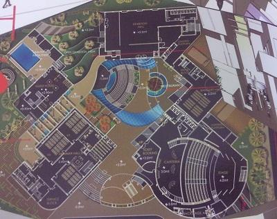 LBHS Mumbai - site plan