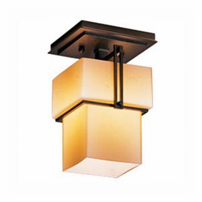 Lamp giving Semi-Direct Light