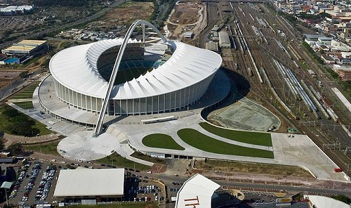 Moses Mabhida Durban Stadium, South Africa