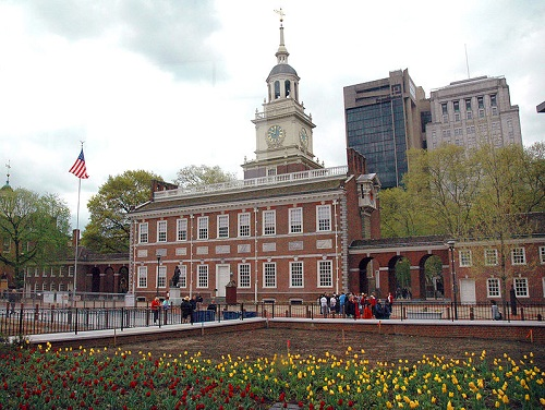the american declaration of independence 1776. Independence Hall