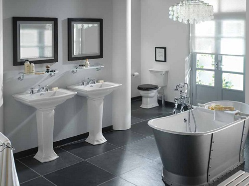 New Concept of Modern Bathrooms