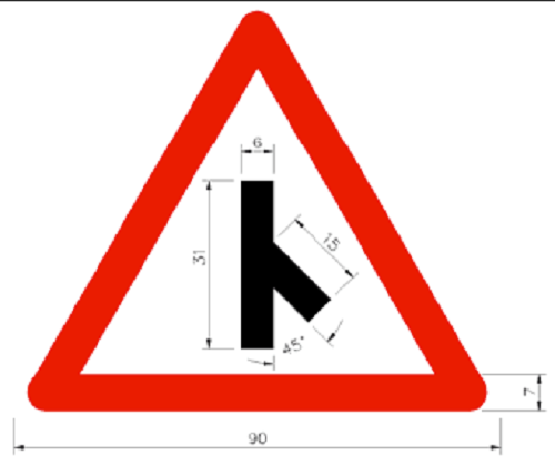 Acute Angle Junction