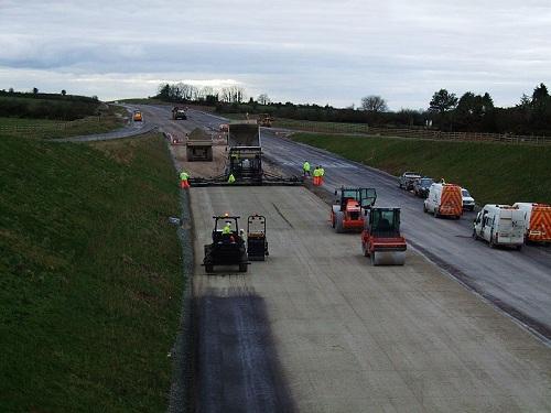 Arterial Road   Motorway in Ireland