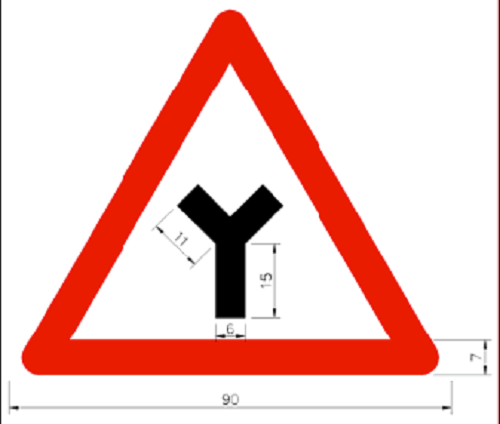 Design of Road Junctions | Types of Road Junctions | Civil ...
