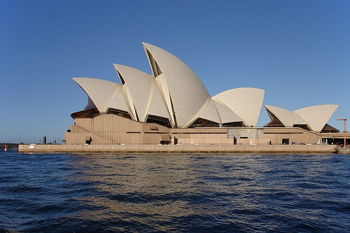 Sydney Opera House | Example of Shell Structure