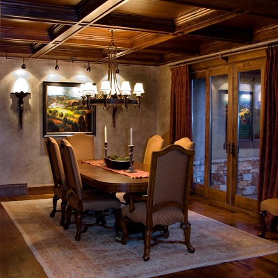 Lighting effect | Dining Area