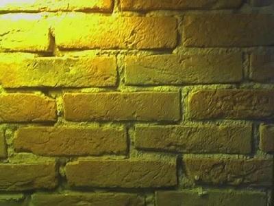 Stretcher bond | Exposed Brickwork of a Restaurant