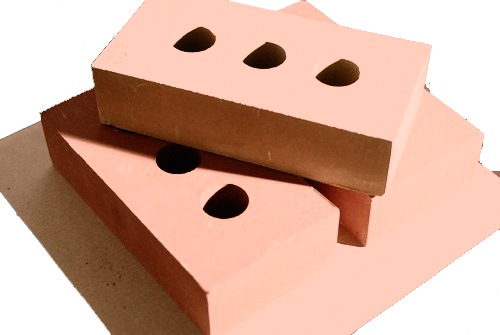 Fly ash Bricks | Available in various colours and shapes.