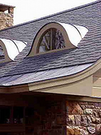Types of dormers architectural details civil for Eyebrow dormer windows