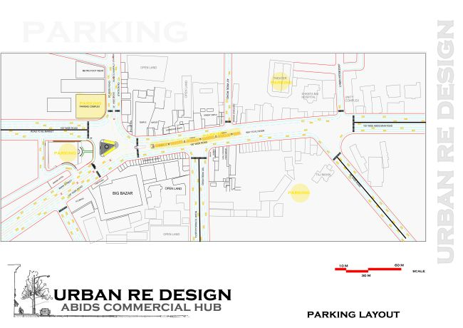 Parking | Urban redesign proposals