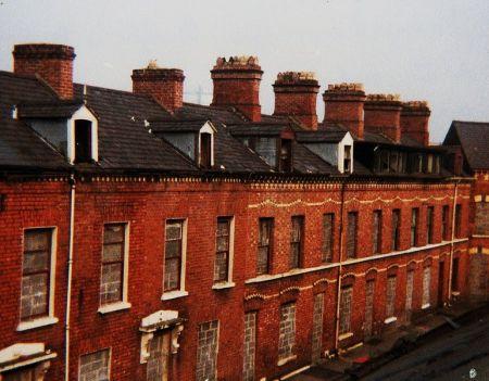 Belfast | Row houses in Northern Ireland