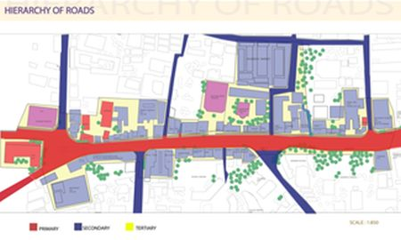 Traffic and Parking problems identified | Urban Design